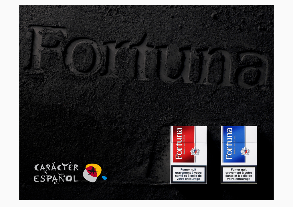 Fortuna - Pack and below the line