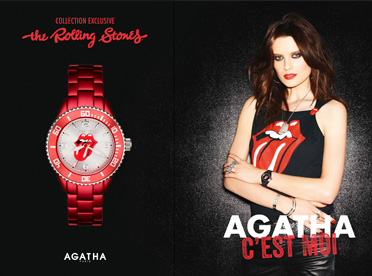 Agatha - Campaign - Rolling Stones