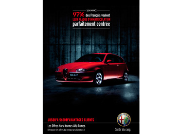 Alfa Romeo - Campaign