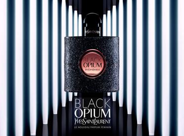 YSL - Black Opium - Campaign