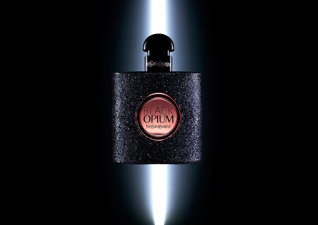YSL - Black Opium - Vertical