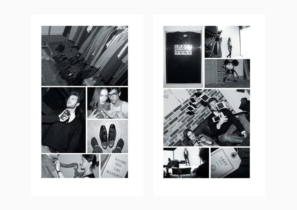 LOFT - Lookbook FW 2010/11 - Inside pages