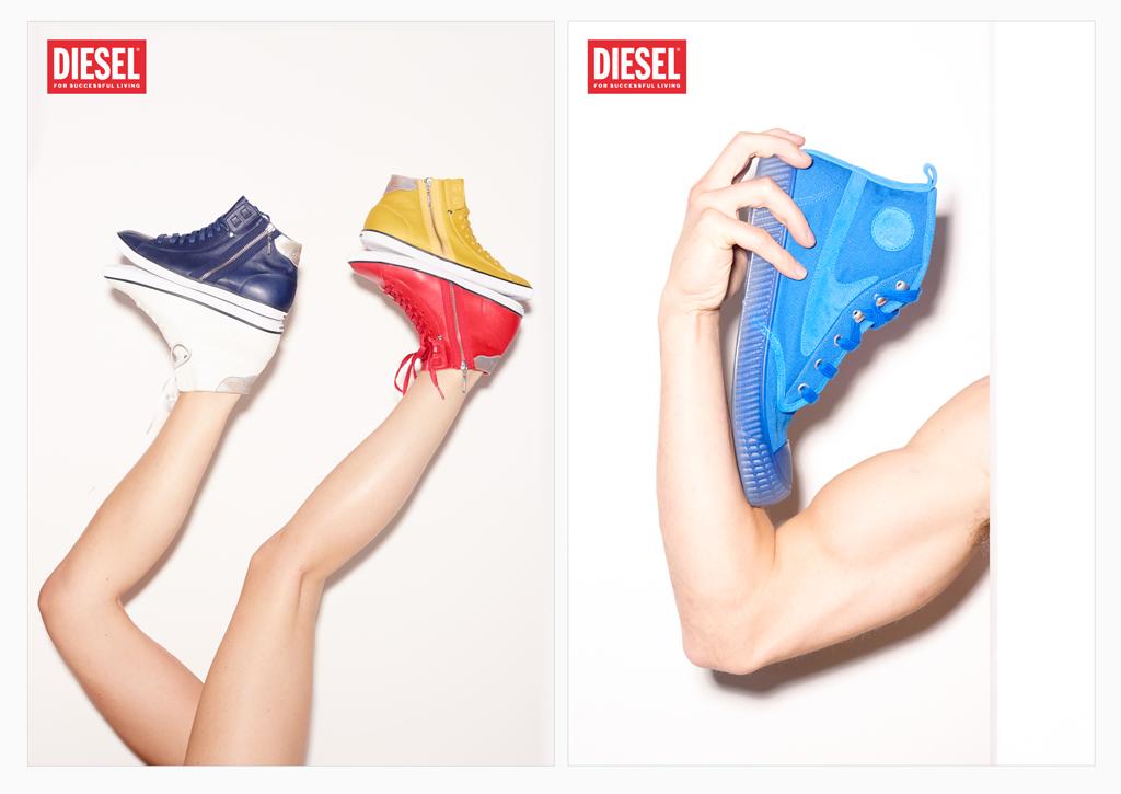 Diesel - Campaign - Shoes