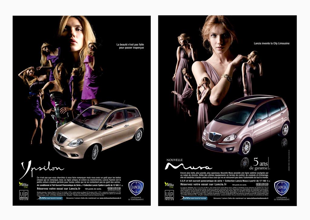 Lancia - Campaign