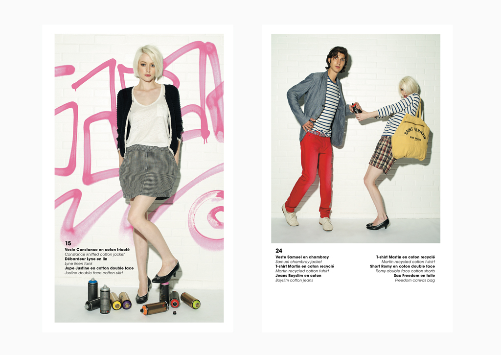 LOFT - Lookbook SS 2011 - Inside pages