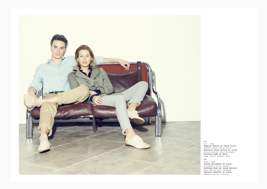 LOFT - Lookbook SS 2012 - Inside pages