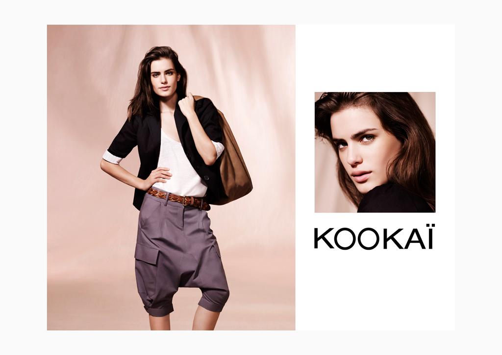 Kookai - Campaign - SS 2009