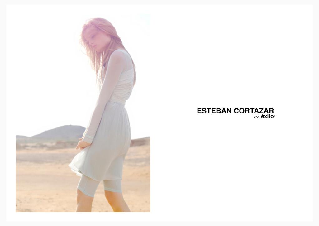 Campaign Exito con Esteban Cortazar - 2011