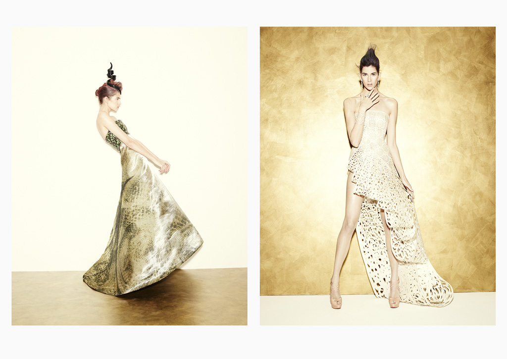 Editorial - MSQRD - Gold