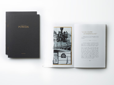 Hotel Powers - Brochure