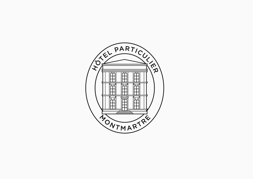 Hotel Particumier Montmartre - Logo