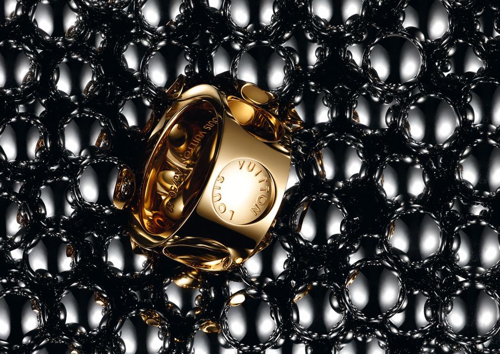 Louis Vuitton - Campaign - Collection Empreinte