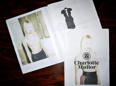 Charlotte Mullor - Lookbook - SS 2013