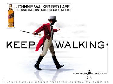 Johnnie Walker - Campaign